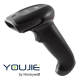 Scanner Imager YOUJIE by HONEYWELL YJ4600 2D USB Negro